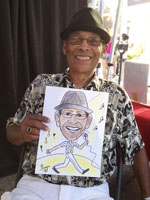 Caricature Artist for Party New Haven CT