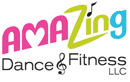 AmaZing Dance & Fitness LLC logo