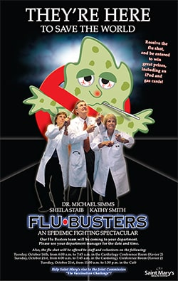 Flubusters