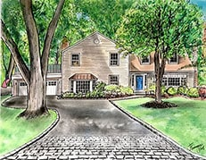 Architectural Renderings New Haven CT