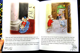 Inside Page Illustrations